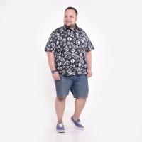 Kemeja Pria Mr Viktor Jumbo Big Size Cowok Ukuran Besar XXL XXXL WGB