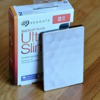 Seagate External Back Up ULTRA SLIM 1TB USB 3.0