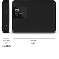 WD Element Ultra 500GB USB 3.0