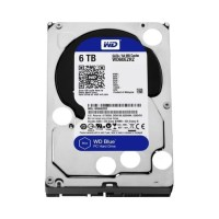 HDD WD Blue PC 6TB Internal PC Resmi