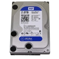 WD Blue PC 2TB Resmi