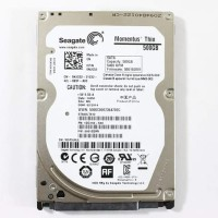 HDD Seagate NoteBook 500GB