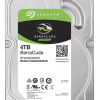 Seagate for PC Barracuda 4TB Resmi