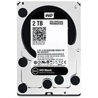 HDD WD PC Black 2TB Internal PC Resmi