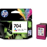 Cartridge HP 704 Color