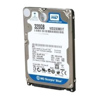 Hdd WD NoteBook 320GB