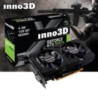 VGA Inno3D GTX 1050 TI OC Twin X2 4GB DDR5 128bit