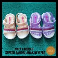 Sepatu Sandal Anak Perempuan Sendal Anak New Era - 19 Gratis Ongkir