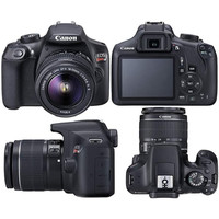 CANON EOS REBEL T6 KIT 18-55MM IS II KAMERA DSLR