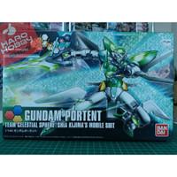 High Grade Gundam Portent Gunpla Bandai