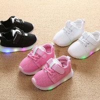 sepatu anak/sepatu bayi/sepatu LED/sepatu import/sepatu sekolah TK