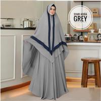 gamis syari / gamis / dress / maxi dress / kaftan