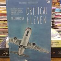 Novel Critical Eleven - Ika Natassa