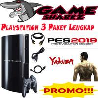 Playstation 3 ps 3 HDD 250GB PROMO