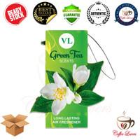 VL SCENTS CAR FRESHNER PARFUM MOBIL AROMA GREEN TEA