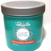Hair spa cream Nourishing 1000ml - L'oreal