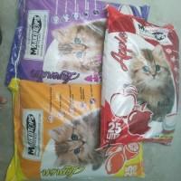 Pasir Kucing Markotop 25 Liter Paket 3 Karung/Khusus Gojeg Grab