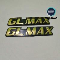 emblem logo bok aki box accu motor GL MAX