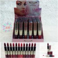 Lip Gloss & Lipstik 2in1 REVLON MATTE