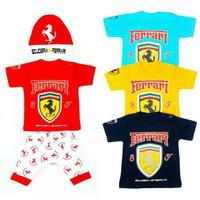 Setelan Baby 1-2thn Ferary Baju Anak Murah Baju Tidur Anak All size