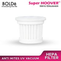 BOLDe Hepa Filter Super Hoover Mite Crusher