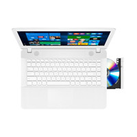 Laptop ASUS X441UB Core i3 4GB 1TB VGA Nvidia DVDRW 14 Win10 Putih