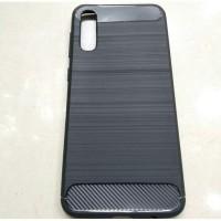 Samsung A50 - DELKIN IPAKY Carbon Case