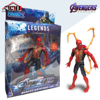 ACTION FIGURE THE AVANGERS - SPIDERMAN