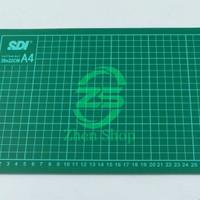 Paket Cutting Mate A4 SDI + Pen Cutter ( 6 mata pisau )
