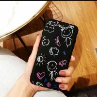 Soft Case Oppo A37,A39,A57,A83,A3S,F1S,F5,F7,F9 Graffiti Love