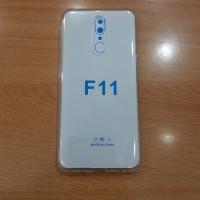 Silikon Jelly Case Bahan Tebal Bening Casing Oppo F11
