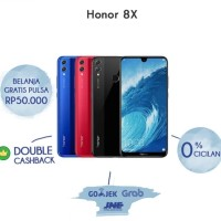 Huawei Honor 8x (128GB) NEW Original
