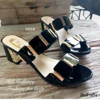 heels mozaik sepatu hak