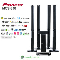Pioneer MCS-838 Blu-Ray Home Cinema System 5.1