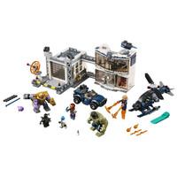 07123 Lego Super Heroes Avengers Compound Battle Endgame Thanos