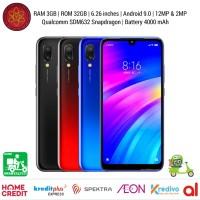 Xiaomi Redmi 7 3/32 Ram 3GB Internal 32GB Garansi Resmi TAM