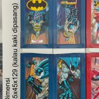 Lemari Baju Plastik Napolly Gantung Batman