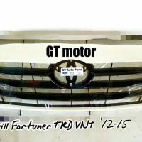 Grill Depan Toyota Fortuner TRD VNT 2012-2015