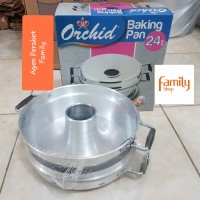 BAKING PAN 24 ORCHID