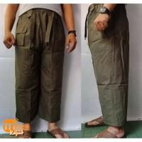Celana Sirwal Cingkrang Tali Boxer JUMBO - JMB