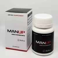 Jual Suplemen Pria Perkasa Obat ManUp Original 100% Herbal