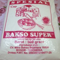 Sagu Aren Tepung Bakso 500 gr