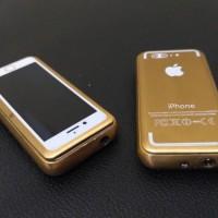 Korek Gas iPhone Mini, Korek Api Model Handphone, Mancis Unik