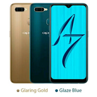 OPPO A7 Smartphone 4GB+64GB Long Lasting Battery