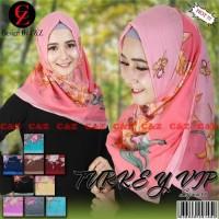 Hijab Kerudung Jilbab C&Z Turkey Vip