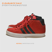 ADIDAS NEO ST DAILY STD - RED - FACTORY MADE