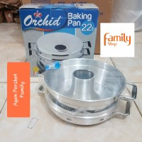 BAKING PAN 22 CM ORCHID