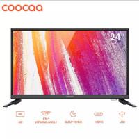 [Ready] Resmi - Coocaa 24 Inch HD LED TV 24D3A - USB HDMI VGA