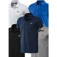 polo shirt olah raga golf sport