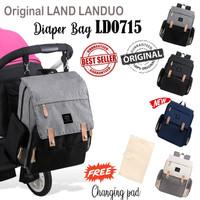 DIAPER BAG LAND LD-0715 DIAPER BAG LANDUO ORIGINAL/ URBAN DADDY BAG